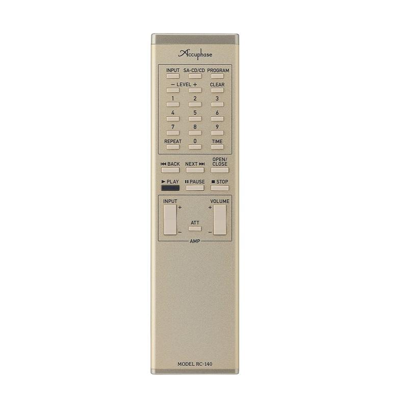 Accuphase DP-1000 CD/SACDトランスポート