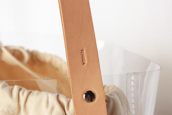 【TEMBEA】BAGUETTE TOTE PVC (TMB-1680H)
