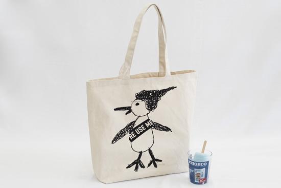 U2 eco bag / ペンギングラフィックス