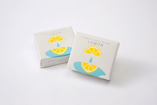 しまなみ いわぎ島レモン石鹸