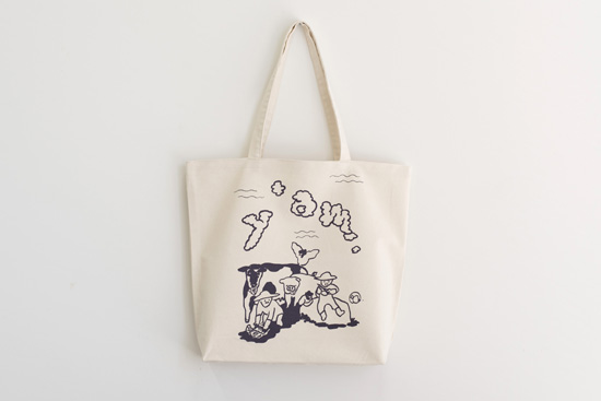 U2 eco bag / watarai