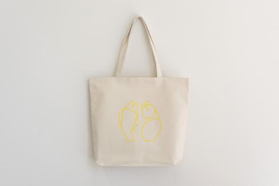 U2 eco bag / パンパカンパニ