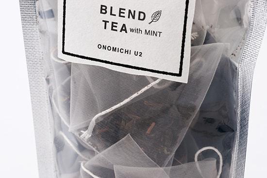 U2 concept BLEND TEA