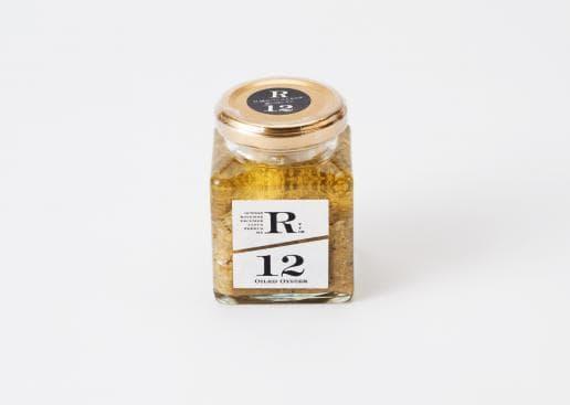 R/12 ジュウニブンノアール(牡蠣のオイル漬け)