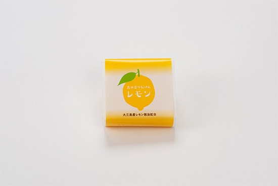 島の香り石けん レモン