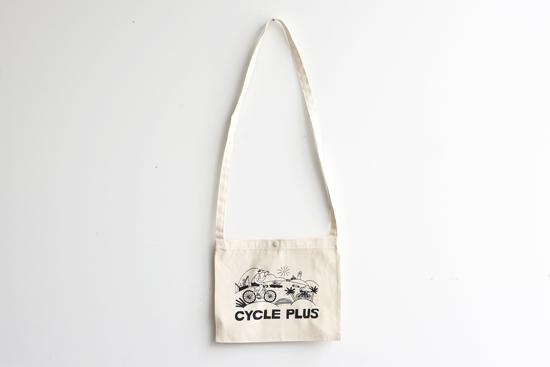 CYCLE PLUS サコッシュ
