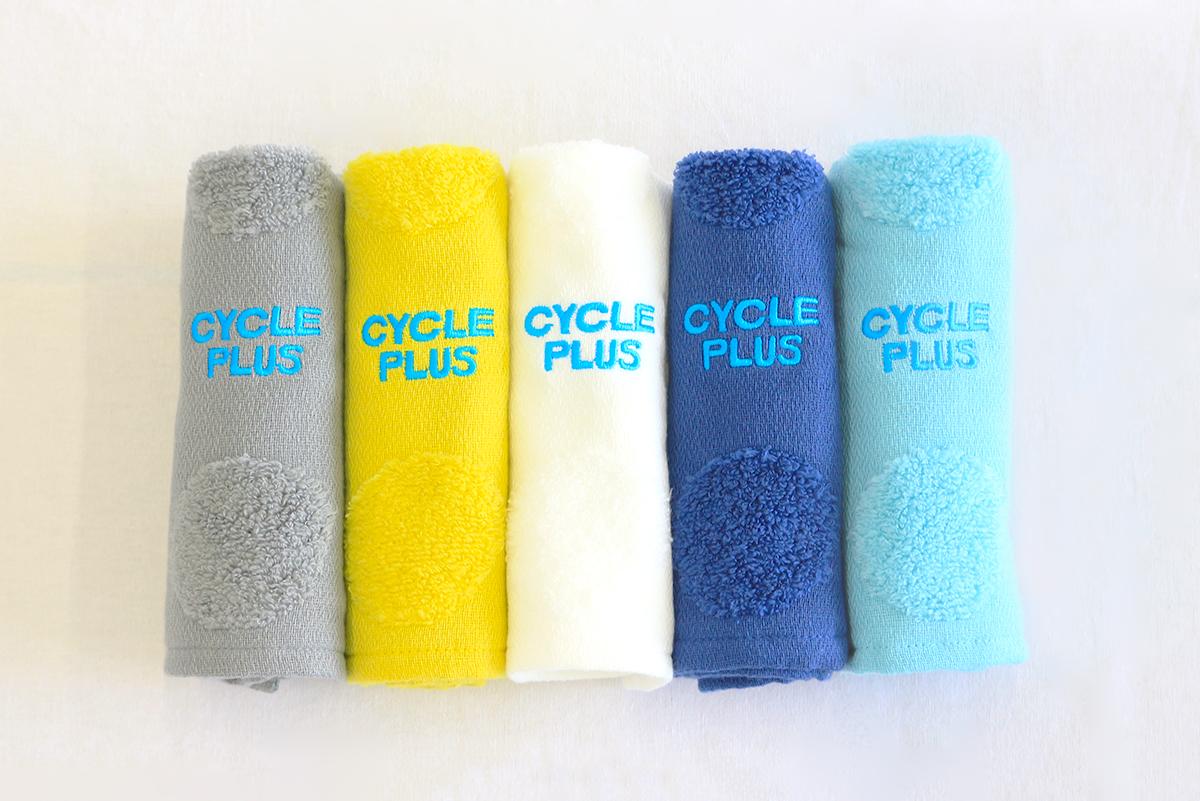CYCLE PLUS タオル