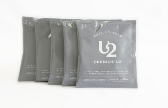 U2 Drip coffee [HOTEL CYCLE BLEND]5P