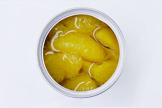 八朔缶詰 2個セット(箱入り)