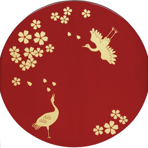 NeoJapanesque汎ミラースタンド(桜鶴)