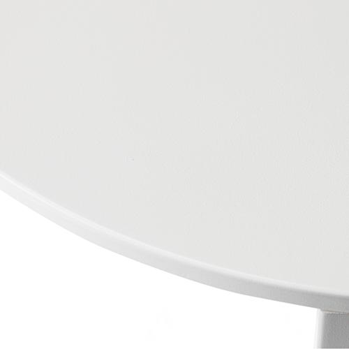 和風カフェテーブル大波千鳥(オフホワイト)