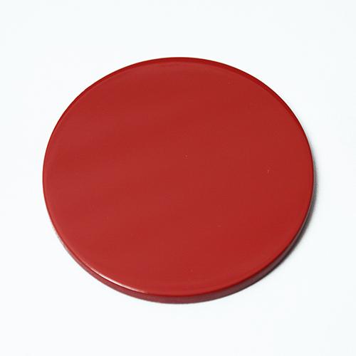 ミニコースター6Pセット(赤)