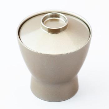 銀彩小吸物椀