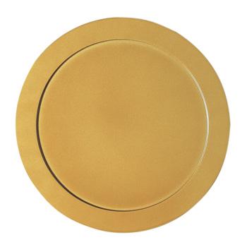プレスプレート(ゴールド)