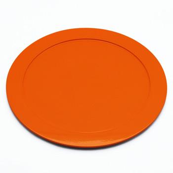 プレスプレート(オレンジ)