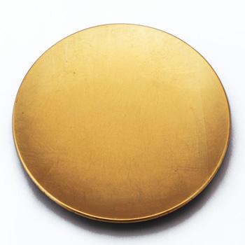 金箔丸盛皿