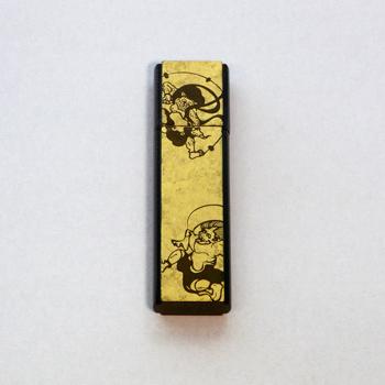 漆USBメモリー4GB(風神雷神)