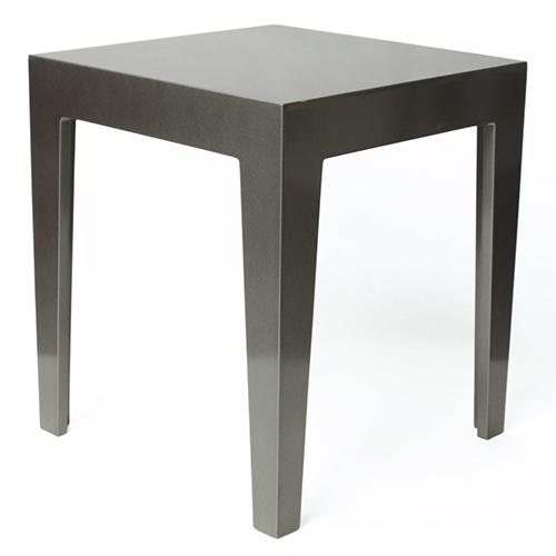 旧型ネストテーブル(シルバー)