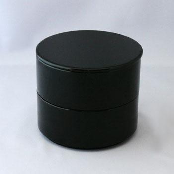 姫二段重(黒)