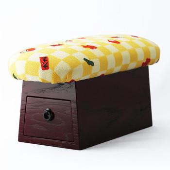 てれび枕(縁起物)