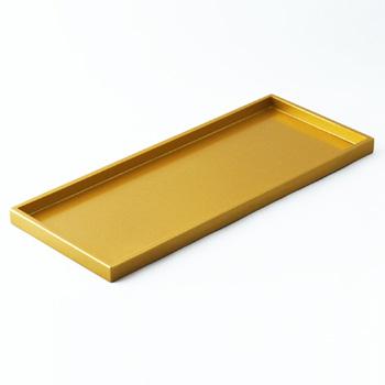 ロングトレー(ゴールド)