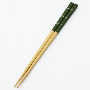塗分箸トンボ(緑)