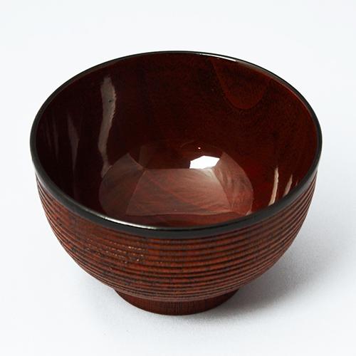 玉渕汁椀(黒)