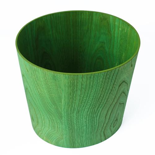 染木小判くず入(緑)