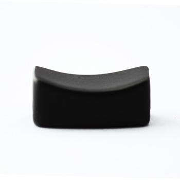 陶器箸置(マットブラック)