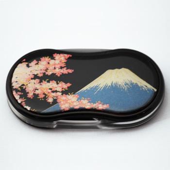 蒔絵LEDルーペ(富士に桜)