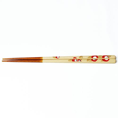 花づくし箸 椿