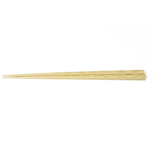 J-Pattern箸 矢羽根(白)