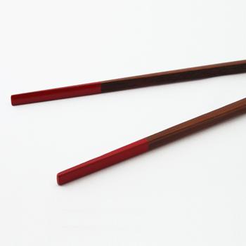 古代箸 先朱