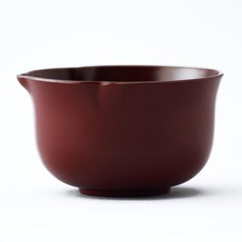 ひさご小鉢(銀朱)