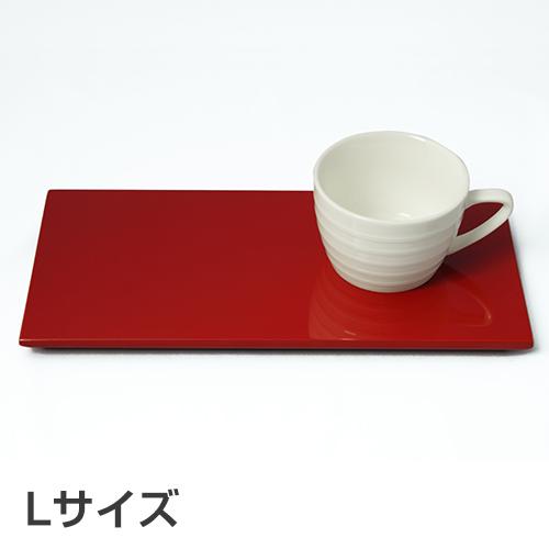 長角敷板(赤)