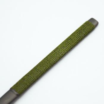 布着スプーン(緑)