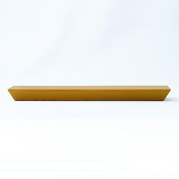 長角塗り板2P(ゴールド)