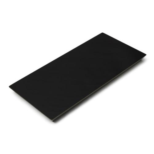 塗分長角塗板(黒・シャンパンゴールド)