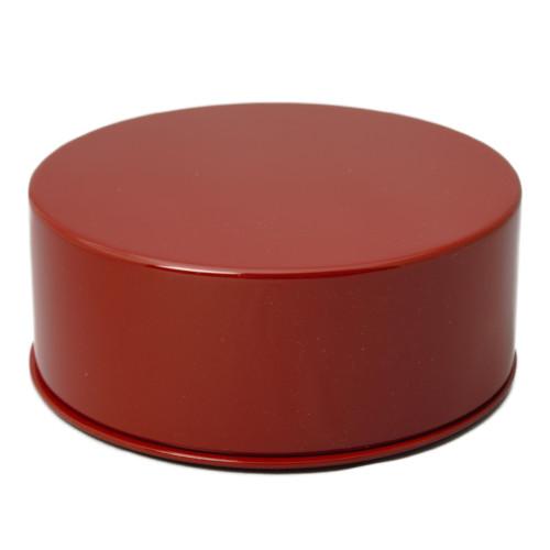 丸二段弁当箱(赤)風呂敷付