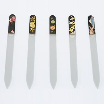 【BLAZEK】ブラジェク ガラス爪やすり てまり