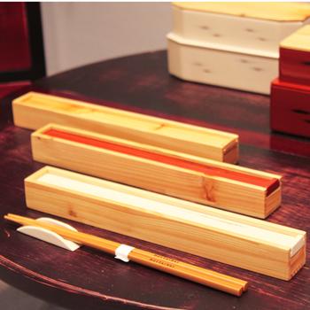 Njeco汎箸箱セット(檜)