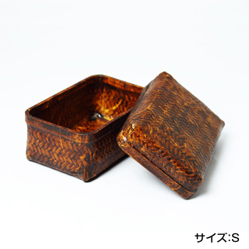 一閑張弁当箱(ヒモ付)