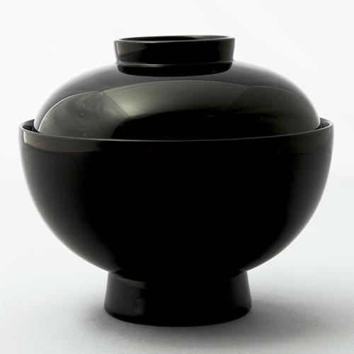漆黒吸物椀