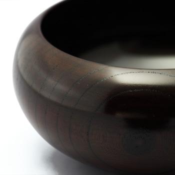 欅応量器(黒摺り漆)