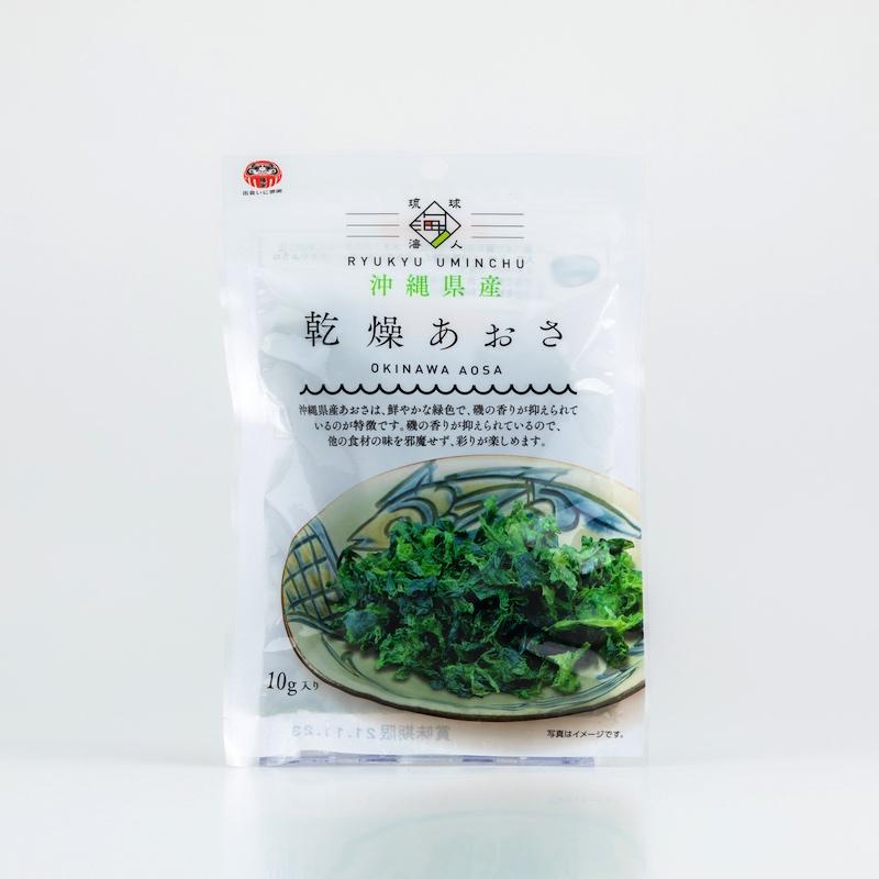 おきなわの乾燥海藻 3種×各4個セット