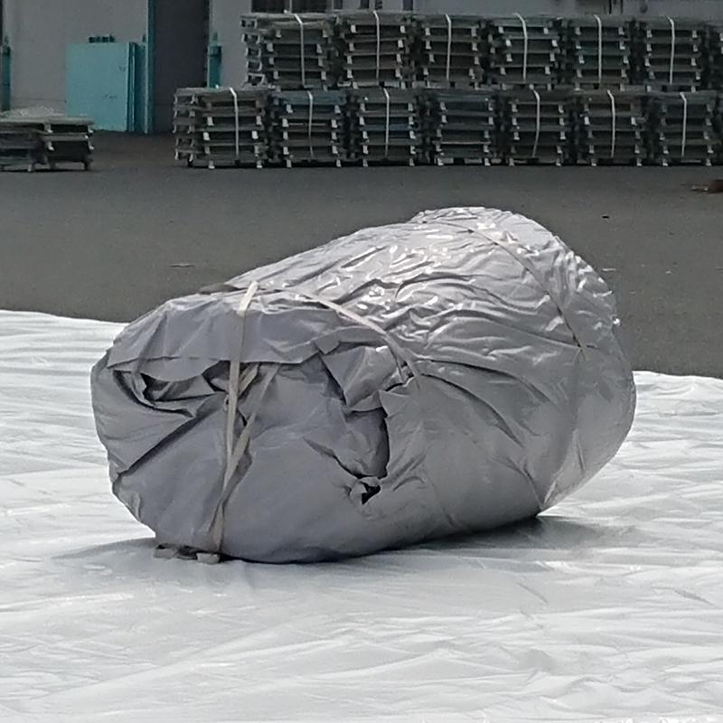 インフレータブルテントSQ42【間口4m×奥行2m×高さ3mタイプ】