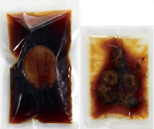 【RYO-50】【諒】あわび煮貝(濃口)・肝佃煮