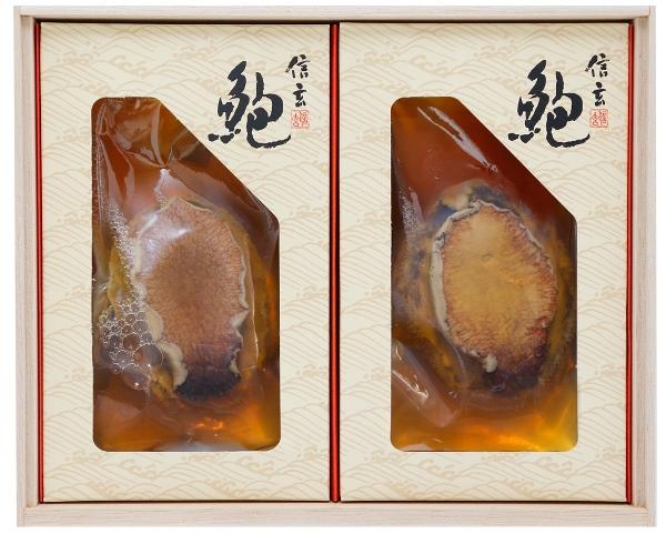 【20185】天然あわび煮貝(薄口)