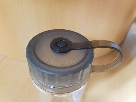 【販売期間限定】モンベルコラボ商品 オリジナル「頂」クリアボトル