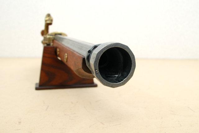 デニックス 復刻銃 火縄銃 種子島馬上短筒(ポルトガル伝来モデル)
